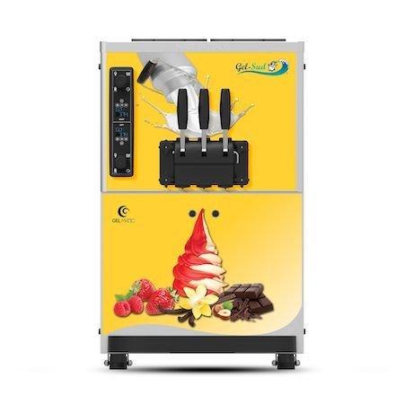 Machine à glace italienne de comptoir BC 200 de Gel Matic