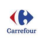 logo des hypermarchés Carrefour