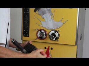 Lavage et entretien de votre machine à glace italienne