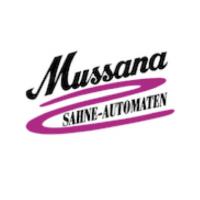 logo du fabricant de machines à chantilly Mussana