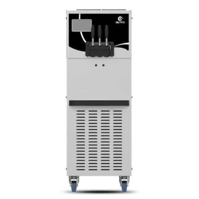 machines à glace italienne sur roues Gel Matic