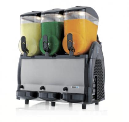 machine à granité GBG/Carpigiani série SPIN vendue par Gel Sud